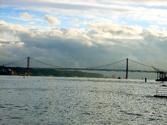 Vasco da Gama Bridge : Puente_I
