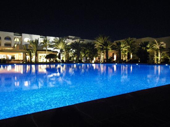 Hasdrubal Thalassa & Spa Djerba : Le soir à Hasdrubal