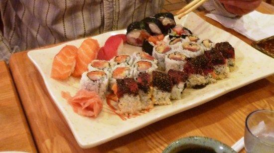Osaka Japanese and Sushi