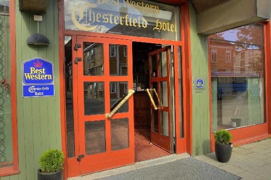 Best Western Chesterfield Hotel : Soendregt 26, Trondheim