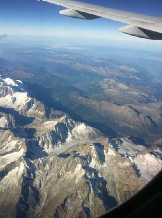 Chamonix, França: Glacial