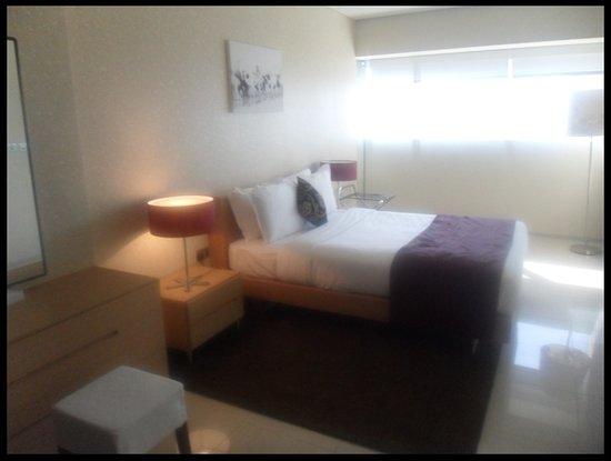 Ascott Park Place Dubai : bed room 1