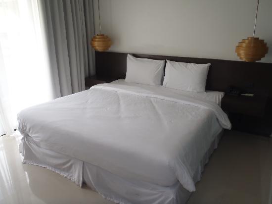 D Varee Diva Avenue Samui: Our double room