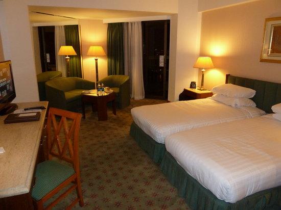 โรงแรม รามเซส ฮิลตัน: Twin executive room