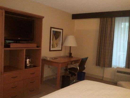 Sheraton Phoenix Airport Hotel Tempe: workspace