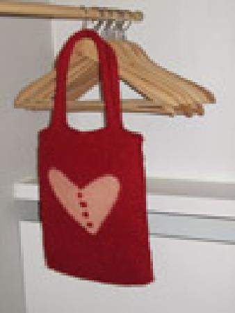 Bed & Breakfast Studio INs INN: hart