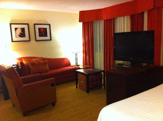 Residence Inn Pleasant Hill Concord: Room