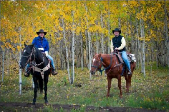 Elk Mountain Ranch: September Adult Weeks
