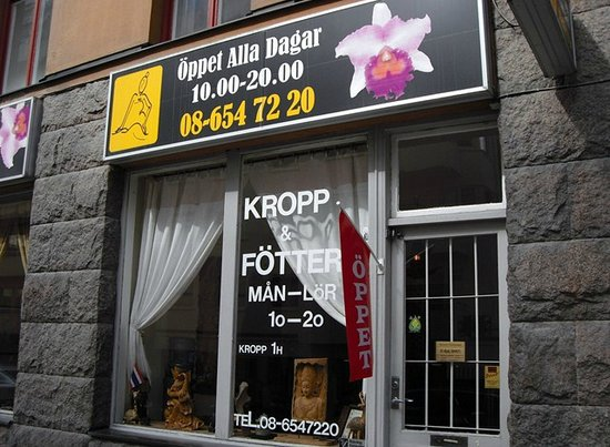 thai massage guide thai kungsholmen