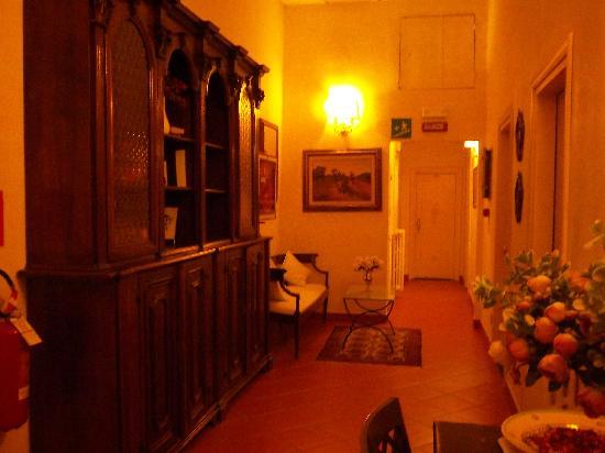Hotel Cimabue: anticamera