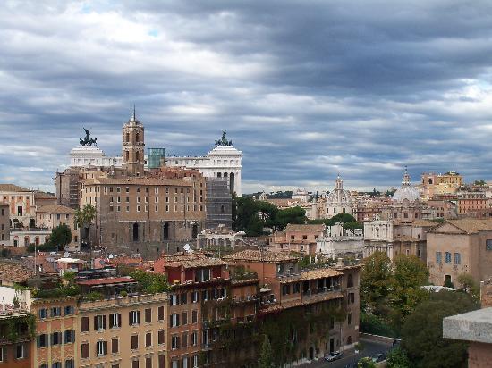 H10 Roma Citta: une vue de Rome
