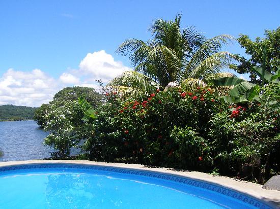 Isletas El Roble: La piscine