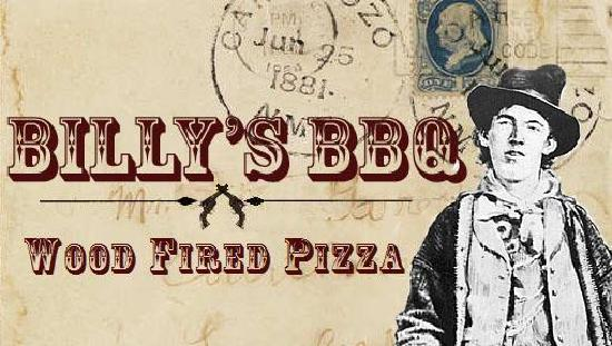 Billy's Wild West BBQ and Wood Fired Pizza: Billy's Wild West BBQ & Wood Fired Pizza