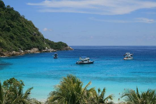 The Racha: Batok Bay