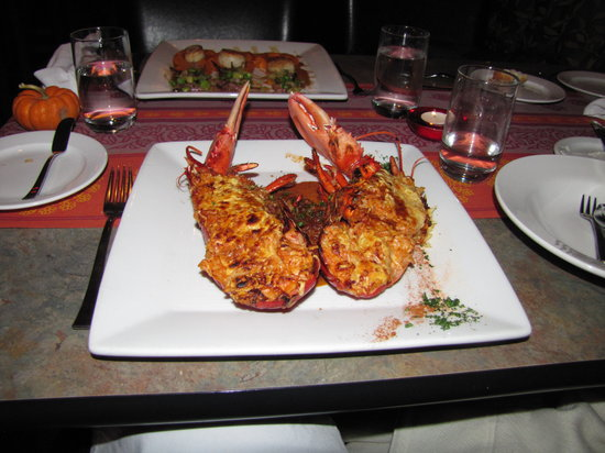 Indulge French Bistro : Lobster feast