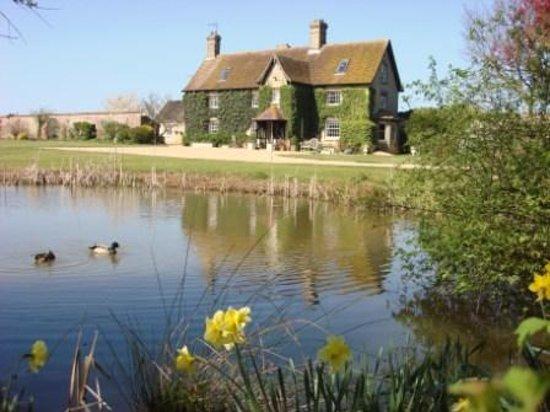Grange Farm Woolpit: Grange Farm Bed and Breakast