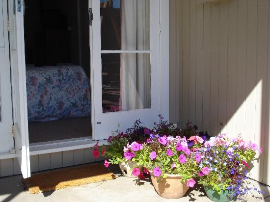 Bay-view Homestay Kaikoura: Outside the Single room
