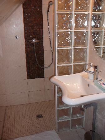 Domaine Borgnat: Bathroom