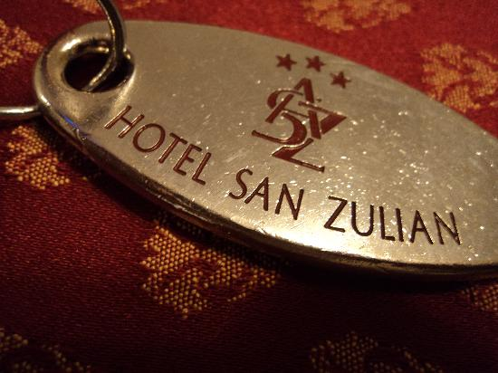 Hotel San Zulian: Hotel