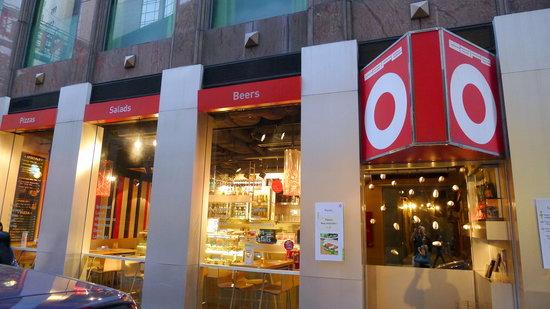 Cafe O in Wan Chai