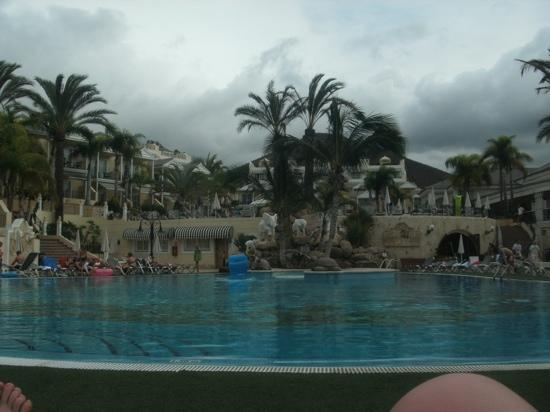 Gran Oasis Resort: main pool