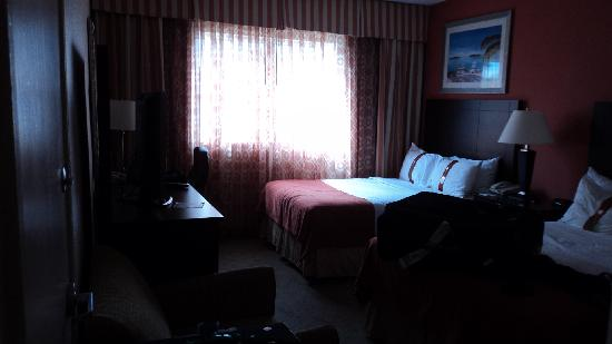 Holiday Inn Miami Beach: cuarto double guest room