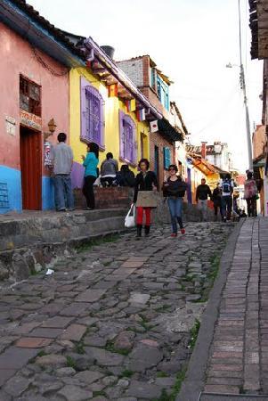 Hostal Casu Cacique Sugamuxi: BOGOTA