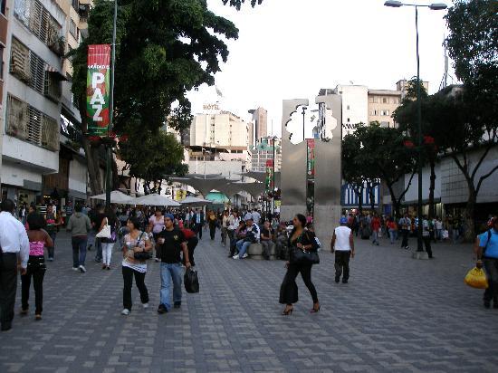 Caracas, Venezuela : Sabana Grande