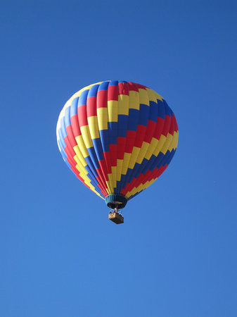 Rocky Mountain Balloon Adventures, LLC: BEAUTIFUL BALLOON!