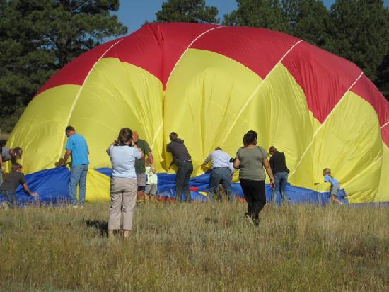 Rocky Mountain Balloon Adventures, LLC.: ...and GOOD-BYE for now...!