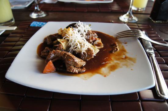 Grand Oasis Cancun: Excelente comida (res cantonés)