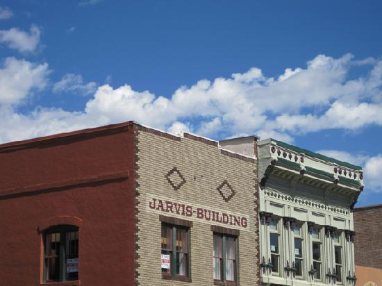 Historic Downtown Durango : Decorative Durango
