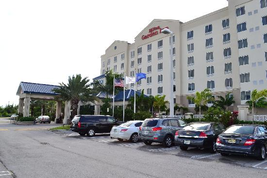 View Of Room Picture Of Hilton Garden Inn Miami Airport West