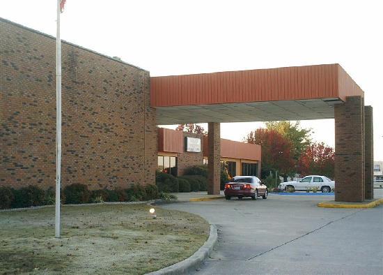 Motel 6 Hamilton, AL: Lobby