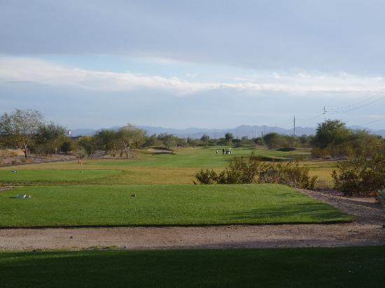Sundance Golf Club: 18th Hole - Par 5