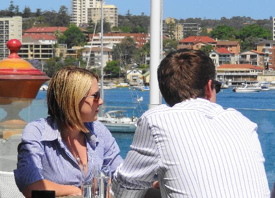 The Bistro at Manly Pavilion: From the deck