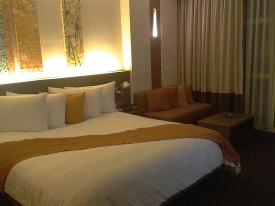 Pullman Bangkok King Power: Room