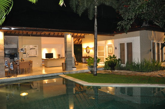 The Ahimsa: The lovely villa