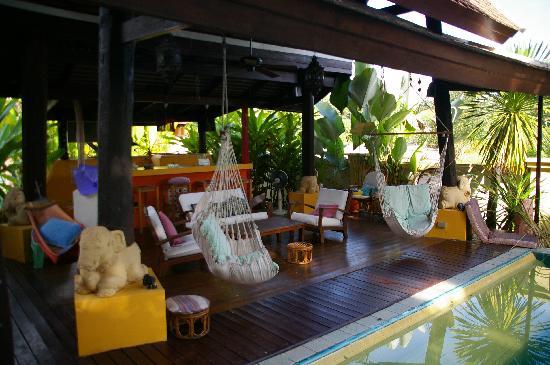 Dreamcatchers B&B: Swimming area