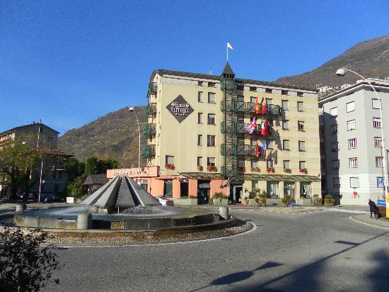 Hotel Vittoria: esterno