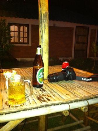 Lanta Fullmoon Bay View Resort: chill out