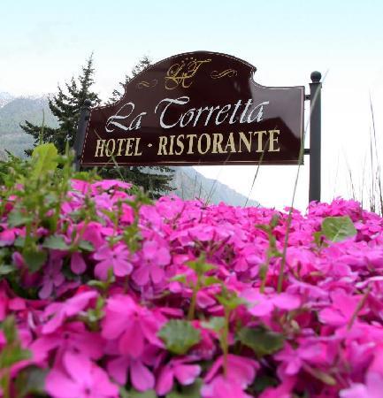 La torretta Hotel: Ingresso Fiorito