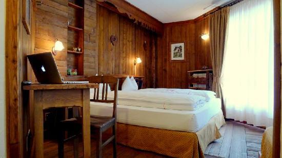 La torretta Hotel: Charme Room