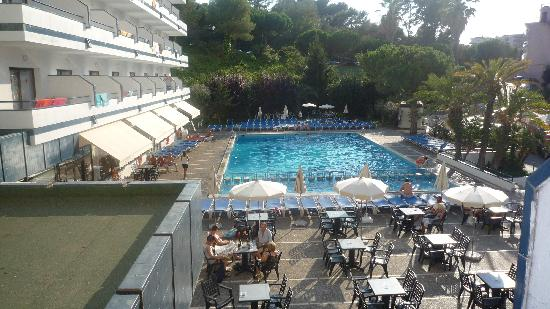 Gran Garbi Hotel Lloret De Mar Costa Brava Spain