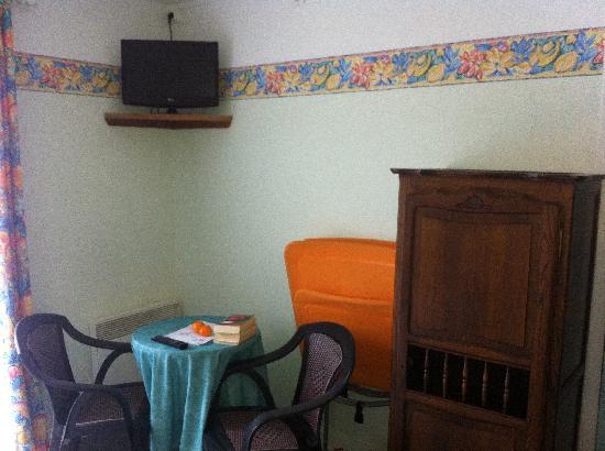 Hotel Le Vivier : Sitzecke