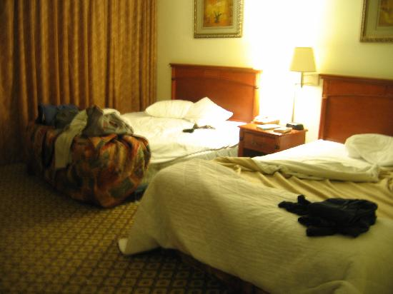Days Inn Bakersfield : la chambre