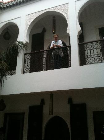 Riad Charme d'Orient: Pret pour visiter la Médina?