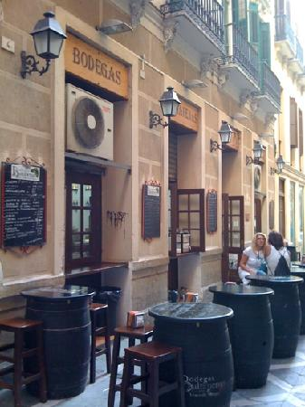 Bodegas Quitapenas: The place