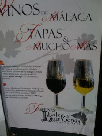 Bodegas Quitapenas: wines