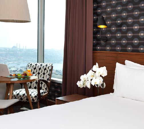 The Marmara Pera Hotel: Bosphorus View Superior